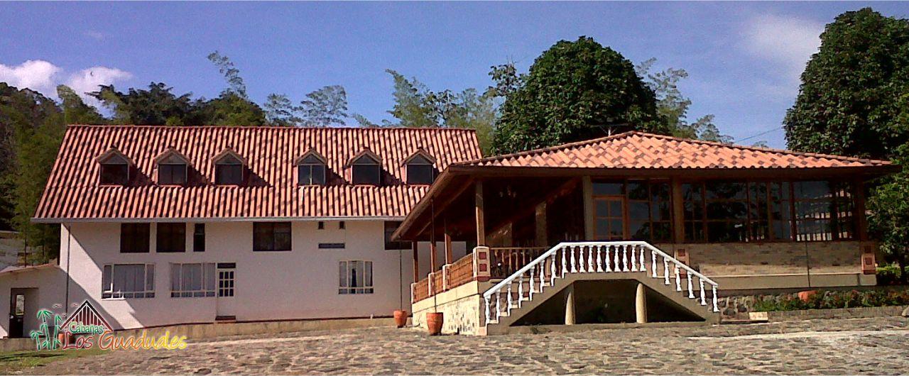 Cabañas Los Guaduales 1901