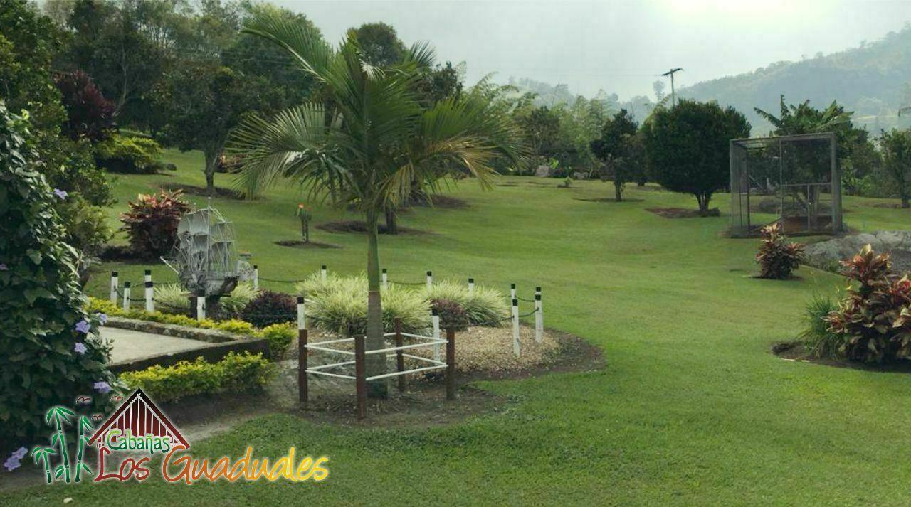Finca el Jardin Cabañas Los Guaduales 1904