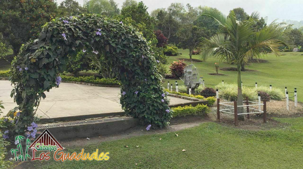 Finca el Jardin Cabañas Los Guaduales 1906